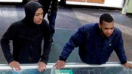 Nassau County police are looking for these two