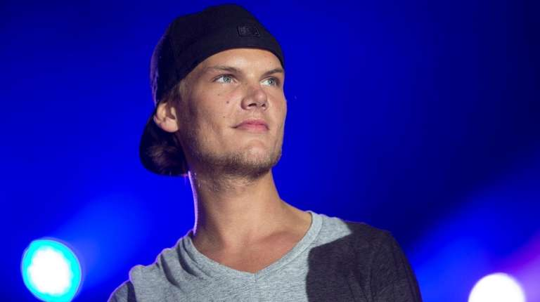 Musician Avicii performed at AFTEE's Nile Rodgers Dance