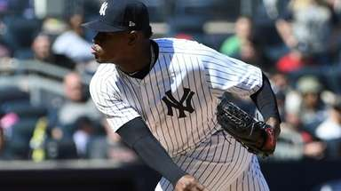 Yankees' Luis Severino allowed one run and