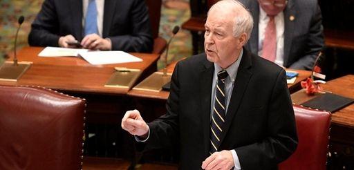 New York Sen. Sen. Kemp Hannon, R-Garden City,