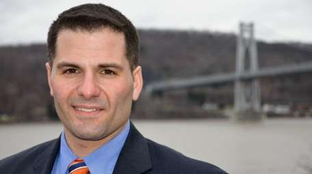 Dutchess County executive Marc Molinaro is a Republican
