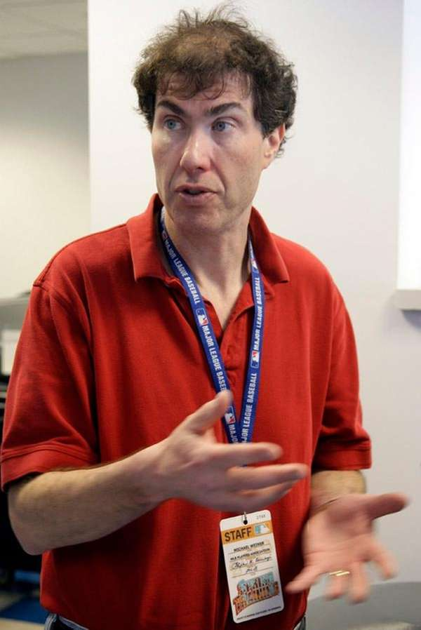 MLBPA executive director Michael Weiner. (Mar. 13, 2010)