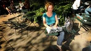 Elena Melendy, 41, of Woodmere, a freelance Web