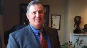 Nassau County Republican Chairman Joseph N. Mondello in