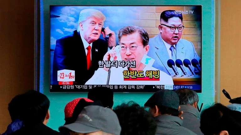 United States and North Korea expectations over denuclearization appear to collide