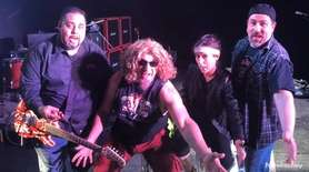 From the Van Halen-inspired band Van Hagar to