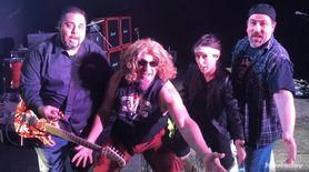 From the Van Halen-inspired band Van Hagar to