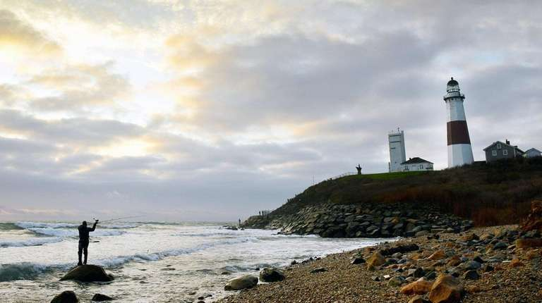 A plan announced Tuesday would bolster the Montauk