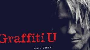 "Keith Urban's ""Graffiti U"" on Capitol Nashville Records"