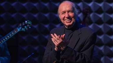 Bob Dorough performing at Joe's Pub at the