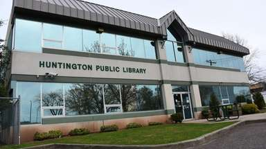 The library branch leased the second floor of