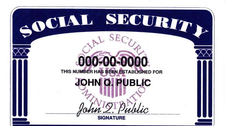 Social Replacement Security Residents Order Cards Ny Now Can Newsday Online