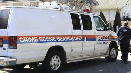 Nassau police respond to a report of a