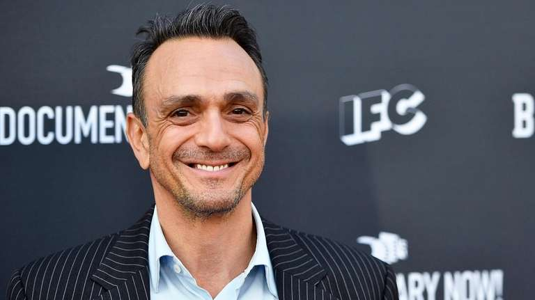 Hank Azaria arrives at the FYC event for