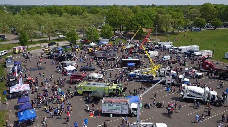 More Than Vehicles At TouchATruck At Eisenhower Park Newsday - Eisenhower park car show