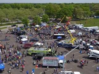 WBLI/WBAB's annual Touch-A-Truck event will take place