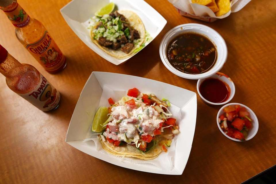 Mexican Grill 2000 (703 Medford Ave., Patchogue): Both