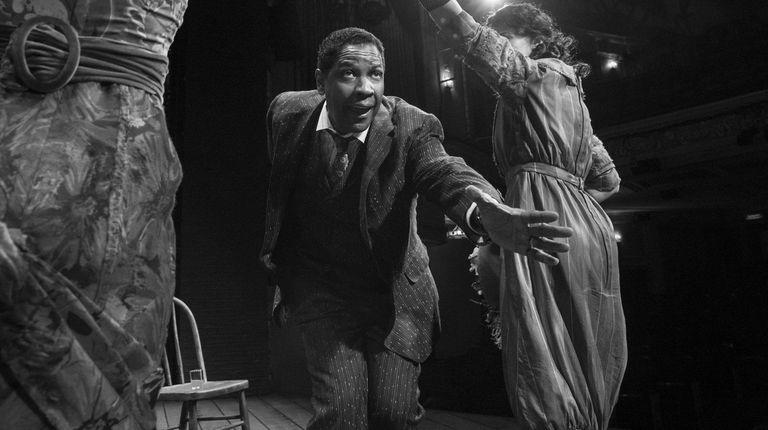 Oscar winner Denzel Washington stars as the charismatic