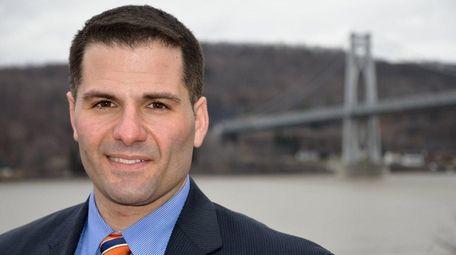 Marc Molinaro is the Dutchess County executive.