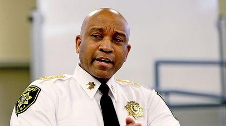 Suffolk County Sheriff Errol D. Toulon has been