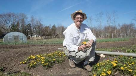 Ira Haspel, owner of The Farm in Southold,