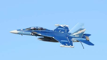 Northrop Grumman's Bethpage unit will work on a