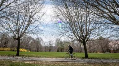 Caumsett State Historic Park Preserve covers nearly 1,500