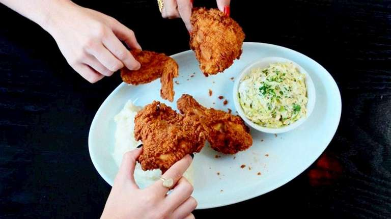 Storyville American Table, Huntington: This Cajun-themed eatery was