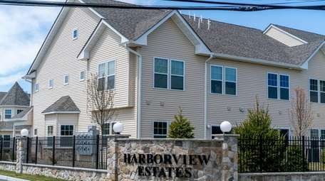 Harbor View Estates in Copiague, seen here Thursday,