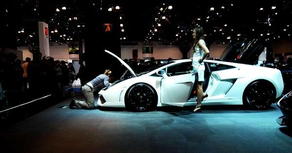 The 2008 New York International Auto Show at