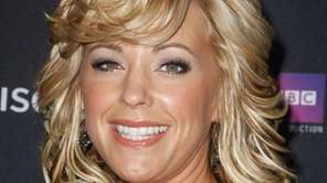 Kate Gosselin arrives at Discovery Channel's New York
