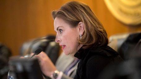 Hempstead Councilwoman Erin King Sweeney is proposing a