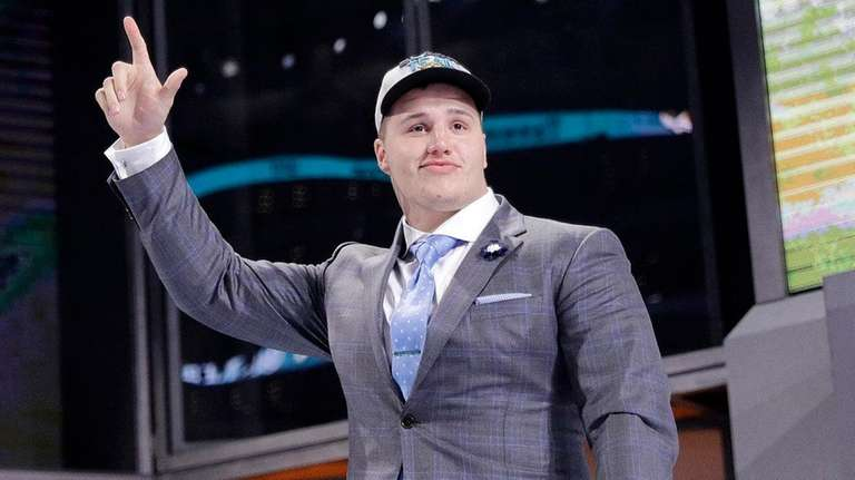8a15fc952 NFL Draft  First-round picks Giants will face in 2018