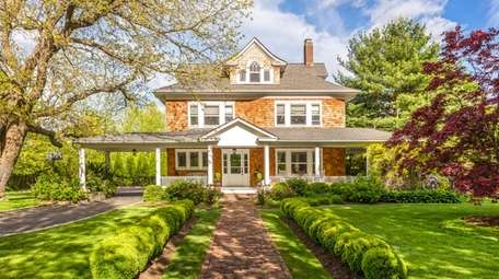 This Northport Victorian has been listed for $1.355