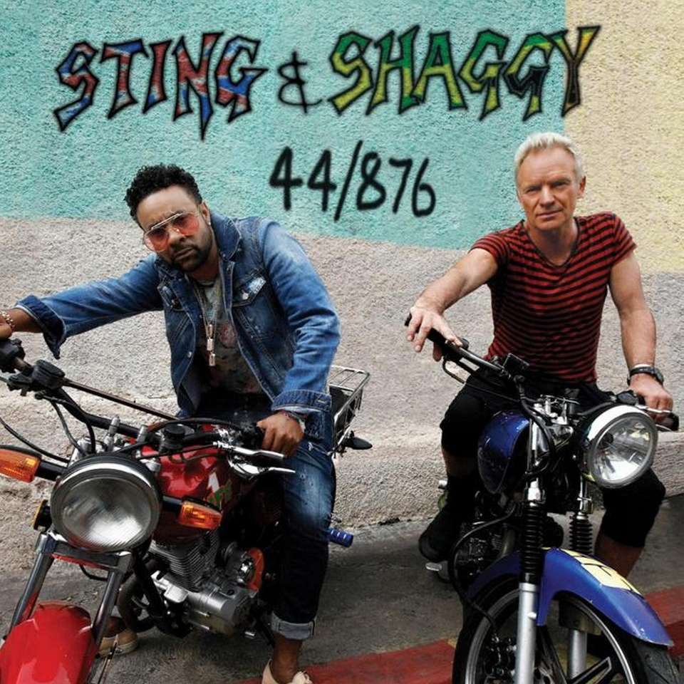 Sting and Shaggy have found a special connection