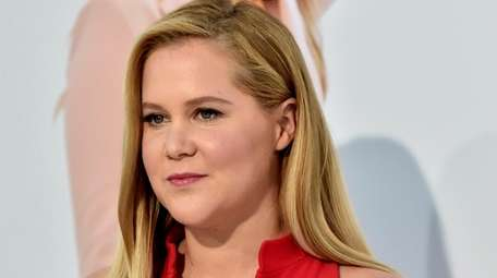 "Amy Schumer attends the premiere of ""I"