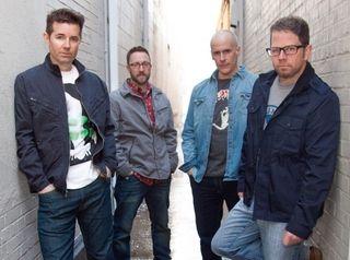 Nine Days: John Hampson, left, Jeremy Dean, Nick