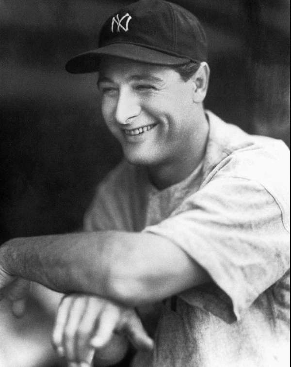 4 | LOU GEHRIG | Number retired: July