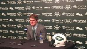 Sam Darnold, a quarterback from USC, was drafted