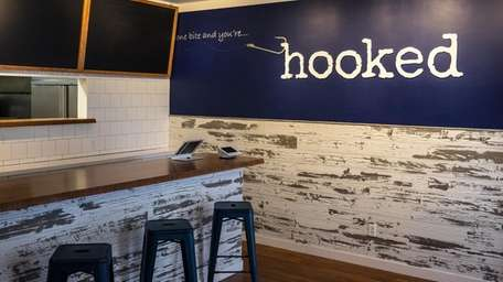 Hooked is scheduled to open May 1 in