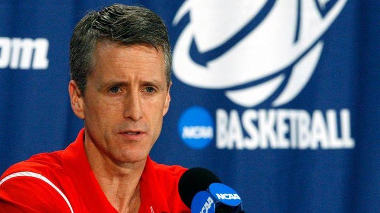 Cornell head coach Steve Donahue said it would
