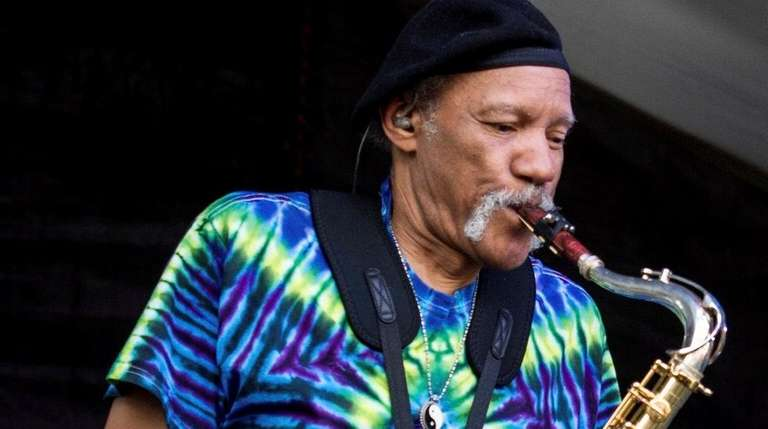Neville Brothers' Charles Neville Passes
