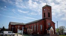 St. Kilian Church in Farmingdale, where reader Anne