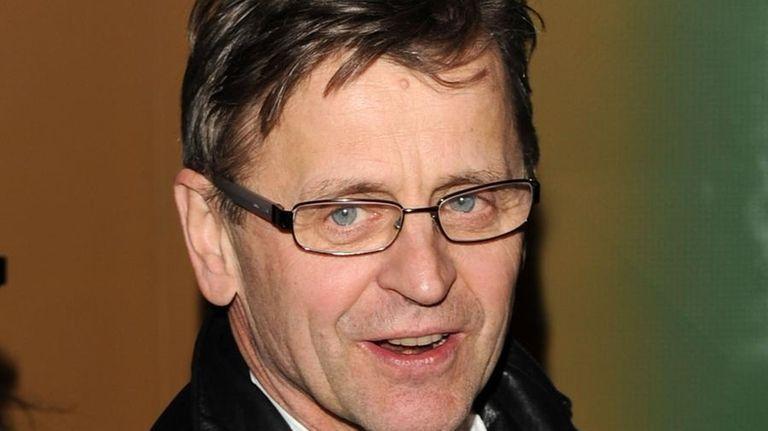 Ballet dancer Mikhail Baryshnikov attends the premiere of