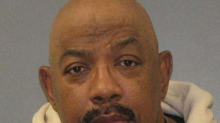 Rudy Carter, 64, of Roselle, N.J. was arrested