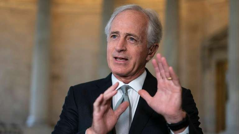 Senate Foreign Relations Committee Chairman Bob Corker (R-Tenn.),
