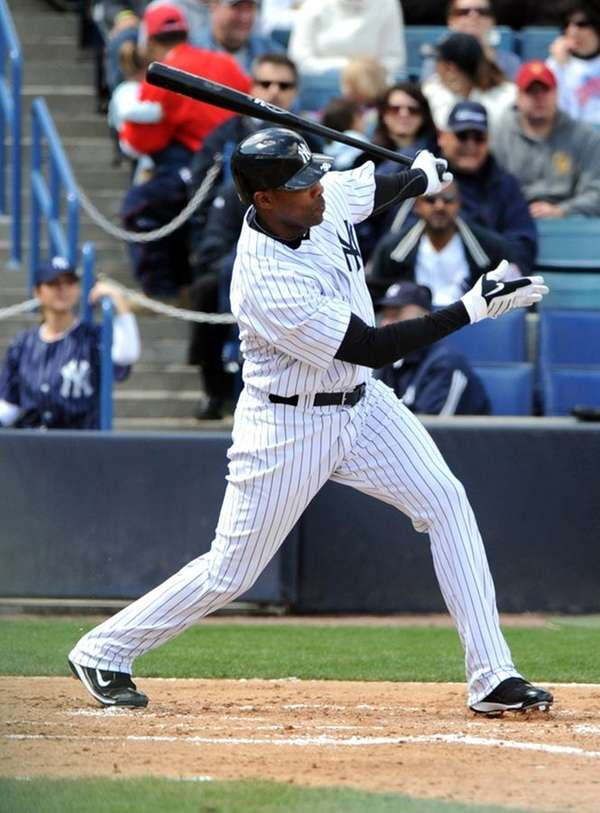 MARCUS THAMES Position: Outfield | Age: 33 |