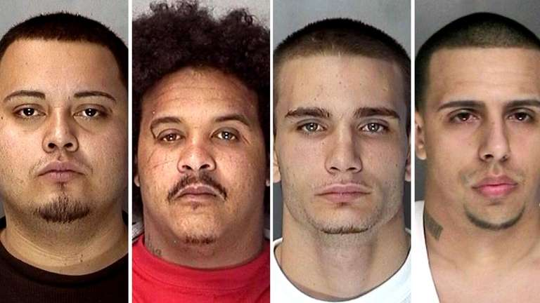 Latin Kings Arrested In Long Island