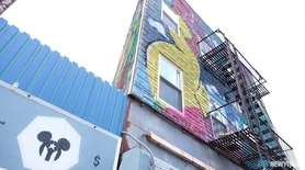 The Silent Barn in Bushwick, a community art