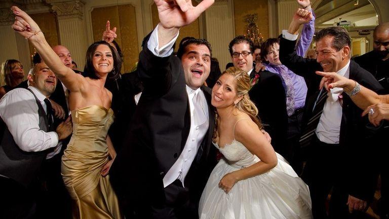 Ashley Waxman and Salvatore Di Santo were married
